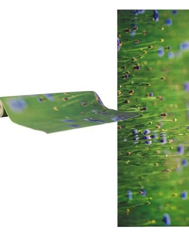 Joga podložka inSPORTline Medita 173x61x0,3 cm grass green