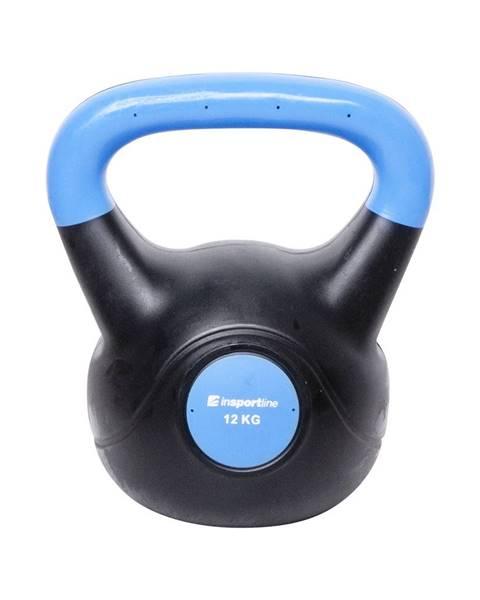 Insportline Činka inSPORTline Vin-Bell Dark 12 kg