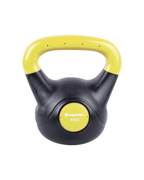 Insportline Činka inSPORTline Vin-Bell Dark 6 kg
