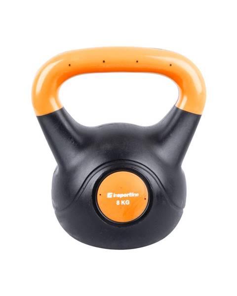 Insportline Činka inSPORTline Vin-Bell Dark 8 kg