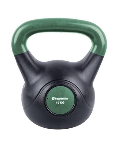 Činka inSPORTline Vin-Bell Dark 10 kg