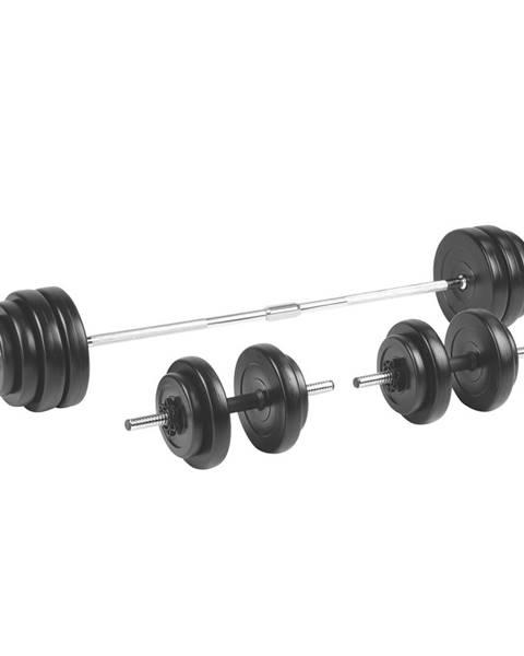 Insportline Nakladací činkový set inSPORTline BS208 3-50 kg