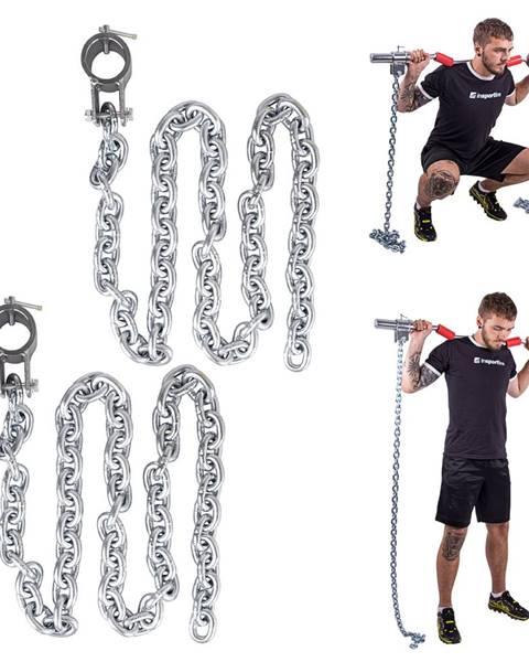 Insportline Vzpieračské reťaze inSPORTline Chainbos 2x15 kg