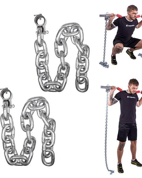 Insportline Vzpieračské reťaze inSPORTline Chainbos 2x20 kg