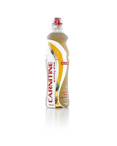 Drink Nutrend Carnitine Activity Drink 750 ml s kofeínom ananás