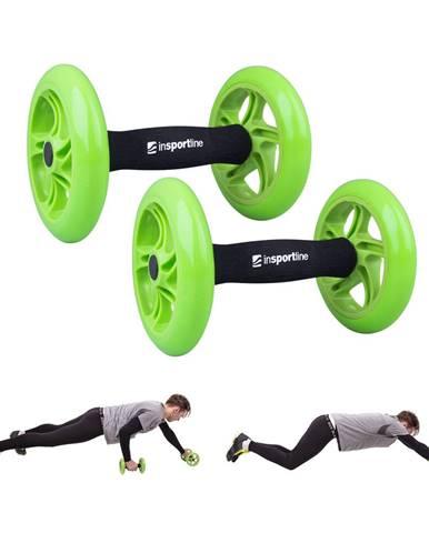 Posilňovacie koliesko inSPORTline AB Roller Double