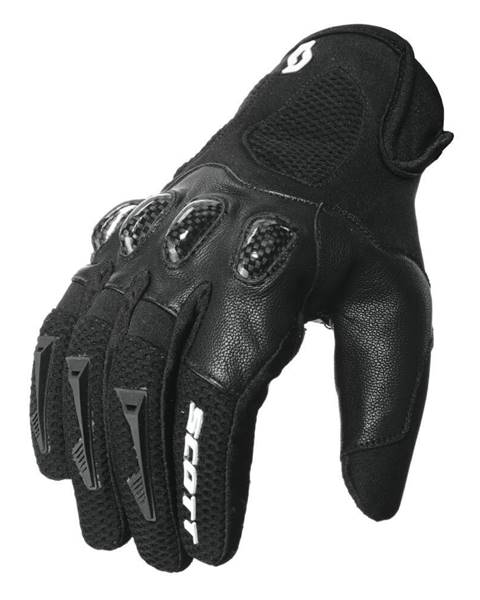 Scott Motokrosové rukavice Scott Assault čierna - S