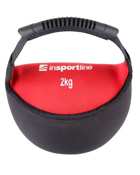 Insportline Neoprénová činka inSPORTline Bell-bag 2kg