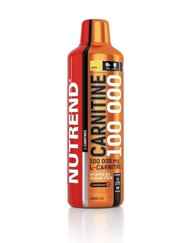 Karnitín Nutrend Carnitine 100000 - 1000 ml višňa