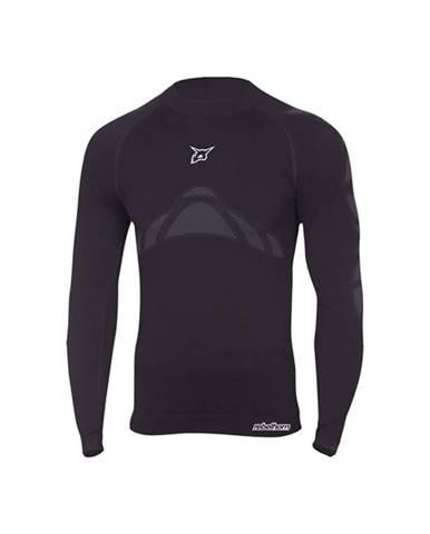 Moto thermo tričko Rebelhorn Active Jersey čierna - XS/S