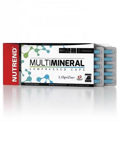 Vitamíny Nutrend Multimineral Compressed Caps 60 kapsúl