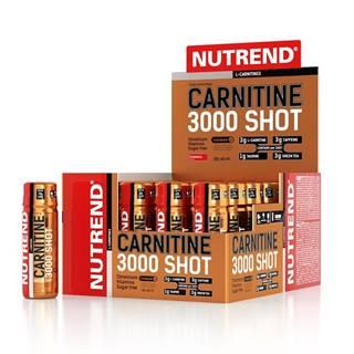 Karnitin Nutrend Carnitine 3000 SHOT 20x60 ml ananás