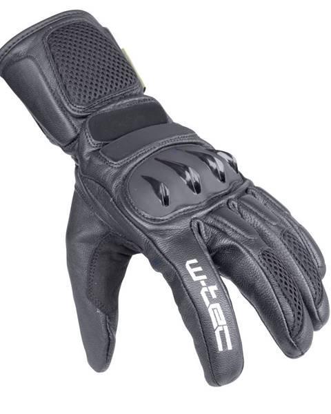 W-Tec Moto rukavice W-TEC Talhof čierna - S