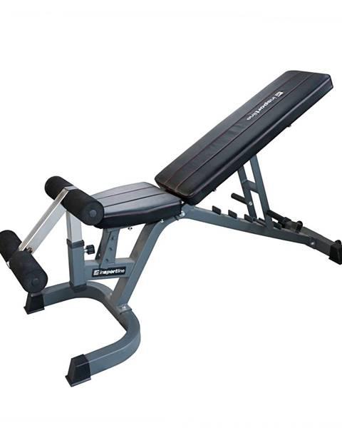 Insportline Posilňovacia lavica inSPORTline Profi Sit up bench