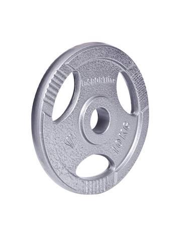 Liatinový olympijský kotúč inSPORTline Hamerton 10 kg