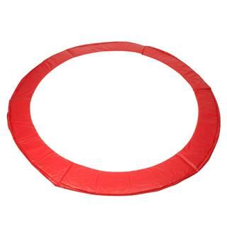 Kryt pružín na trampolínu inSPORTline 366 cm - červený