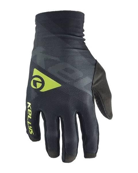 Kellys Cyklo rukavice Kellys Bond Lime - S