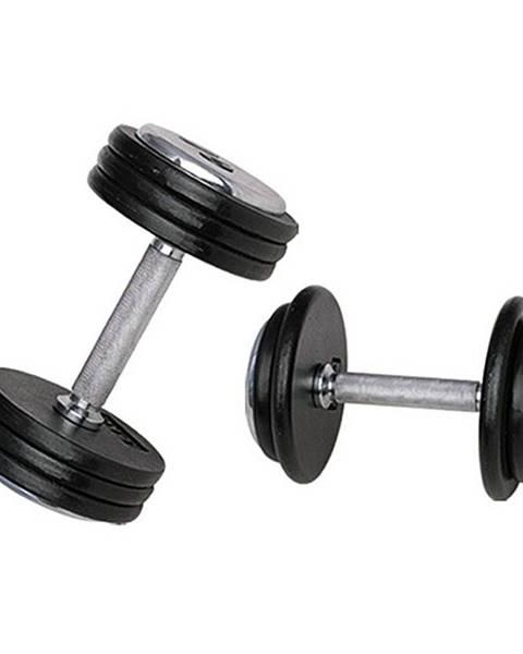 Insportline Jednoručná činka inSPORTline ProfiST 47,5 kg