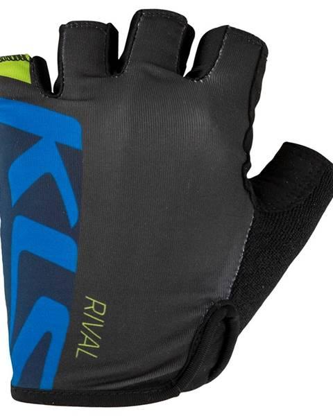 Kellys Cyklo rukavice Kellys Rival blue - M