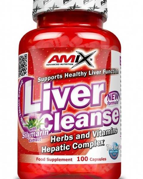 Amix Liver Cleanse - Amix 100 tbl.