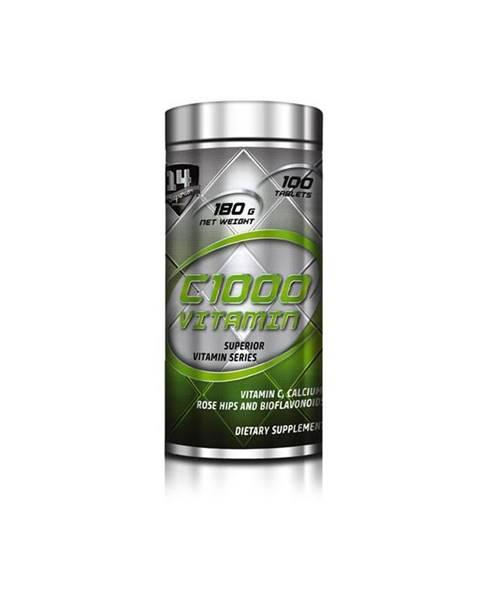 Superior 14 Superior 14 Vitamin C 1000 s šípkem a vápníkem Hmotnost: 100 tablet