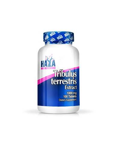 Haya Labs Tribulus Terrestris 1000mg Hmotnost: 100 kapslí