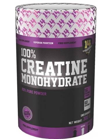 Superior 14 100% Creatine Monohydrate Hmotnost: 300g