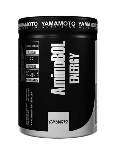 Yamamoto Yamamoto AminoBOL Energy Hmotnost: 300g, Příchutě: Pomeranč