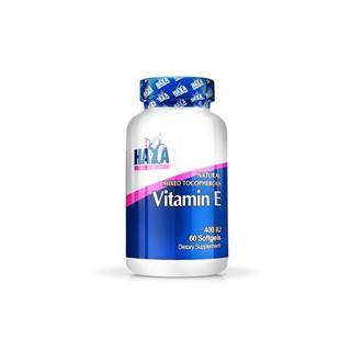 Haya Labs Vitamin E 400 IU Hmotnost: 60 kapslí