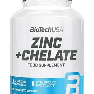 Zinc+Chelate - Biotech USA 60 tbl.