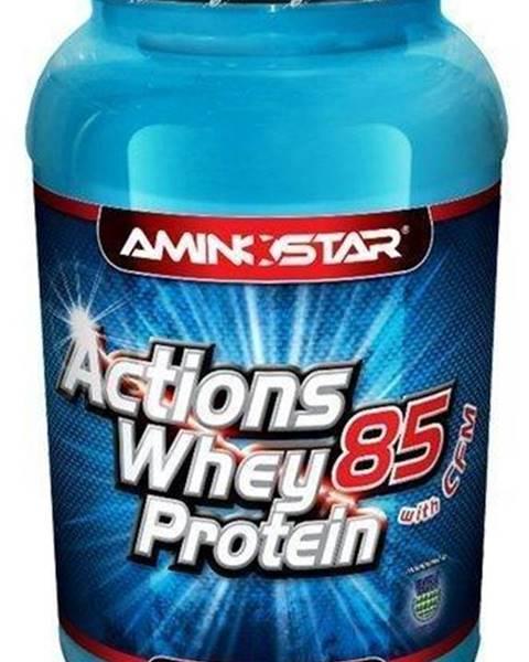 Aminostar Aminostar Whey Protein Actions 85% Příchuť: Strawberry, Balení(g): 1000g