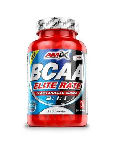 Amix BCAA Elite Rate Balení: 120cps
