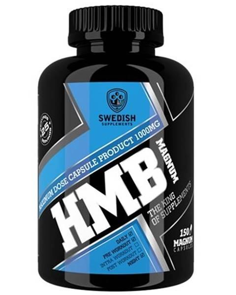 Swedish Supplements HMB Magnum Caps - Swedish Supplements 150 kaps.