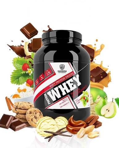 Whey Protein Deluxe - Swedish Supplements 1000 g  Heavenly Rich Chocolate