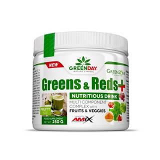 Amix Greens & Reds +