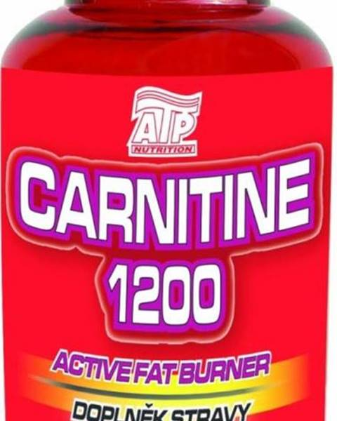 ATP Nutrition ATP Nutrition Carnitine 1200 100 tbl 100 cps