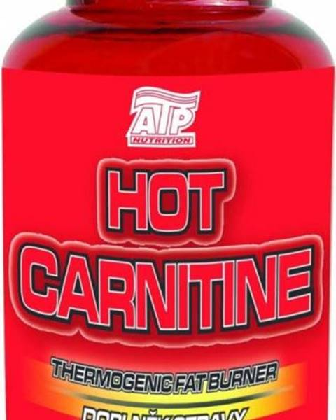 ATP Nutrition ATP Nutrition Hot Carnitine 100 tbl 100 cps