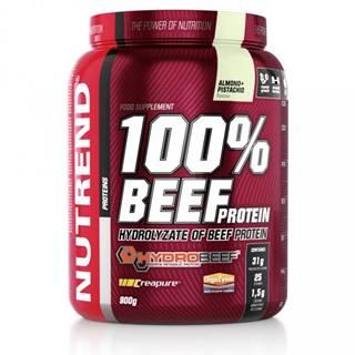 Nutrend 100 % Beef Protein 900 g 900g Čokoláda-ořech