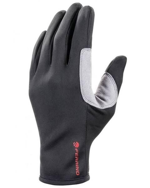 Ferrino Softshellové rukavice FERRINO Highlab Meta Black - XS