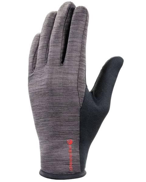 Ferrino Zimné rukavice FERRINO Highlab Grip Black - XS