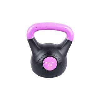 Činka inSPORTline Vin-Bell Dark 4 kg