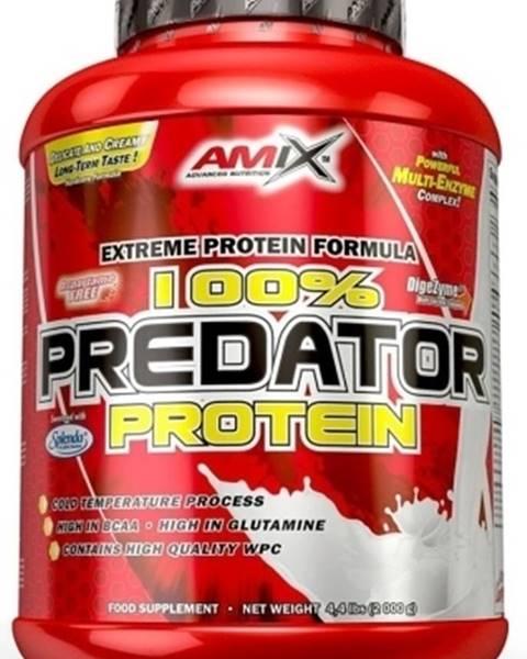 Amix Nutrition Amix Nutrition Amix 100% Predator 2000 g variant: banán