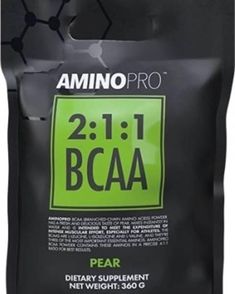FCB ProBrands AminoPro BCAA Powder 360 g variant: hruška