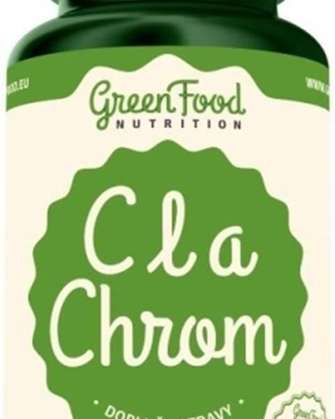 GreenFood GreenFood CLA + Chróm Lalmin 60 kapsúl