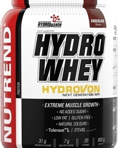 Nutrend Nutrend Hydro Whey 800 g variant: čokoláda