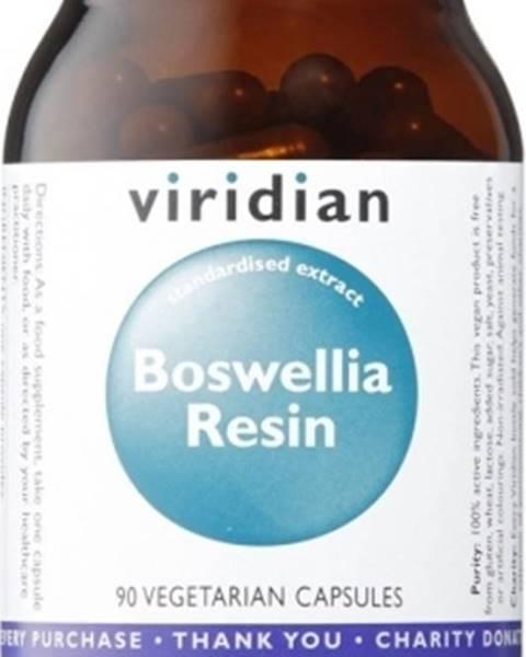 Viridian Viridian Boswellia Resin 90 kapsúl