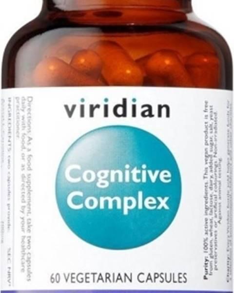 Viridian Viridian Cognitive Complex (Kognitívny komplex) 60 kapsúl