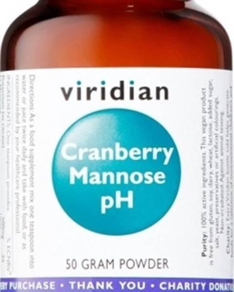 Viridian Viridian Cranberry Mannózy Ph 50 g
