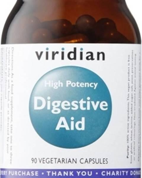 Viridian Viridian High Potency Digestive Aid 90 kapsúl