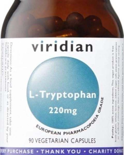 Viridian Viridian L-Tryptophan 220 mg 90 kapsúl